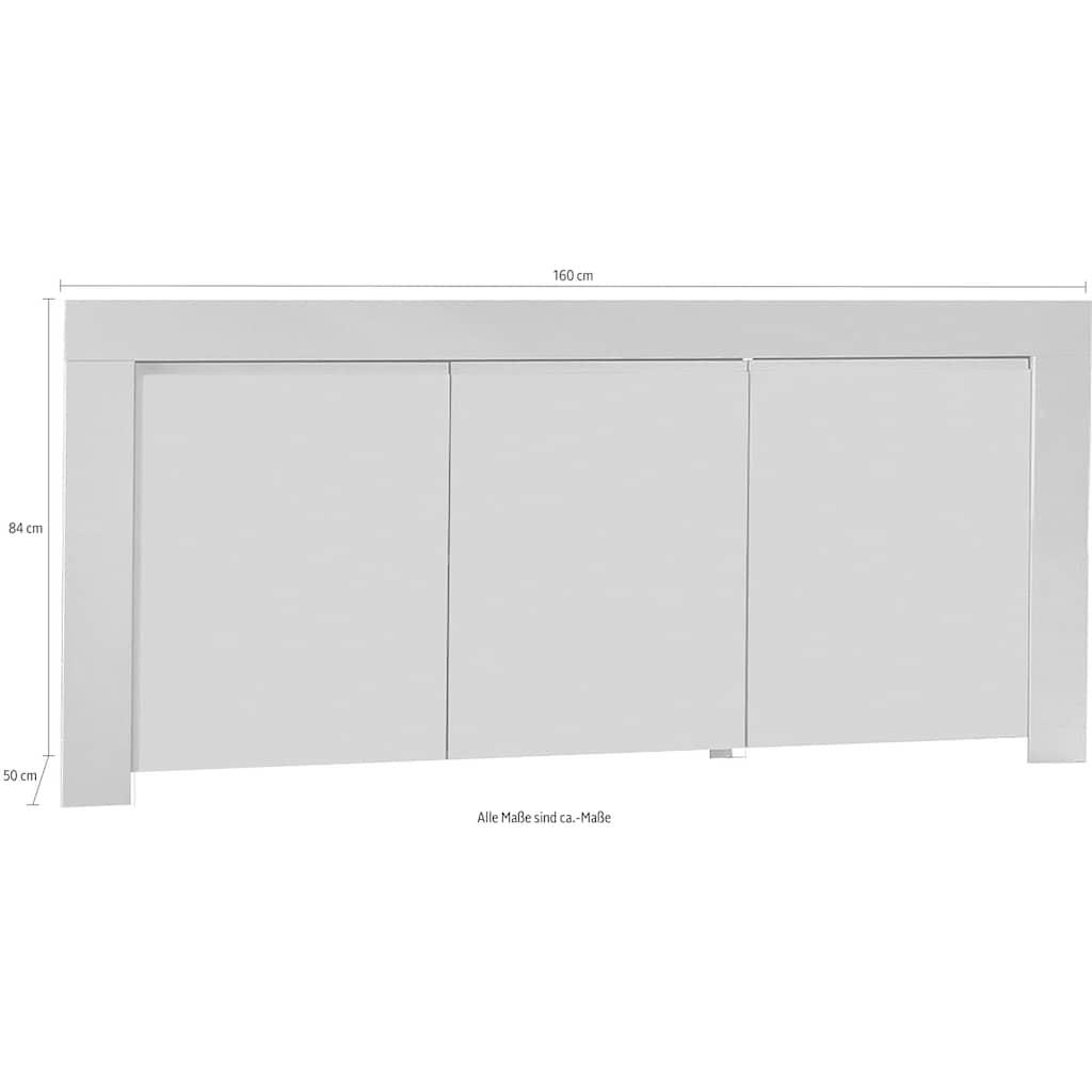 LC Sideboard »Amalfi«, Breite 160 cm