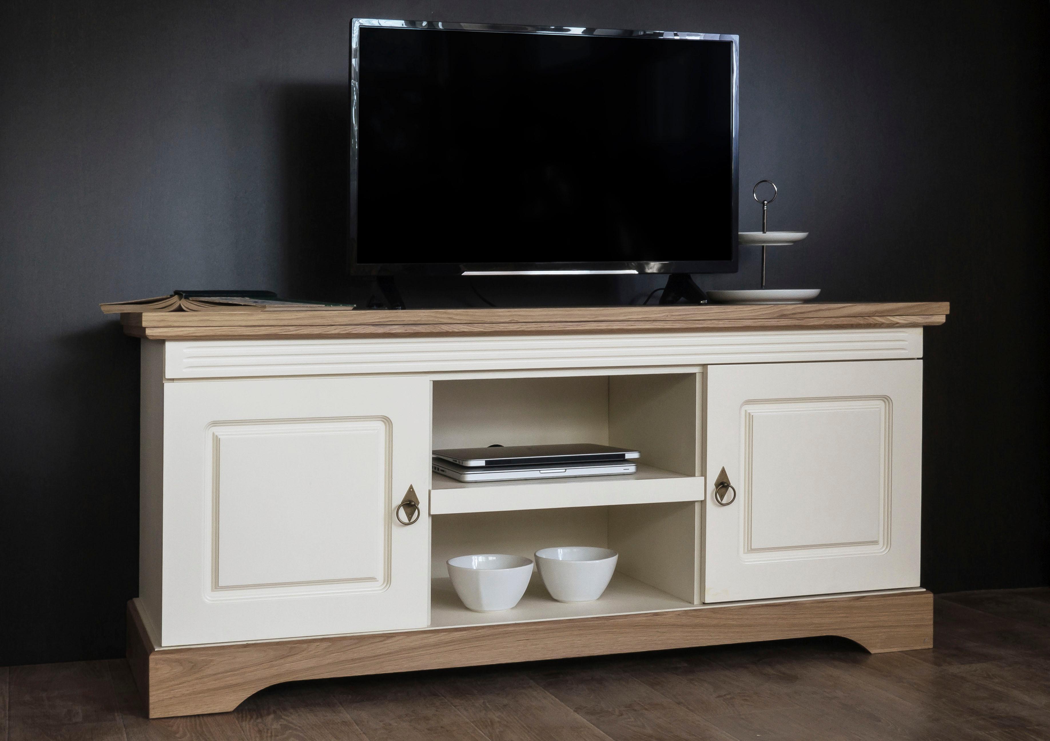 Home affaire TV-Lowboard Provence Breite 141 cm