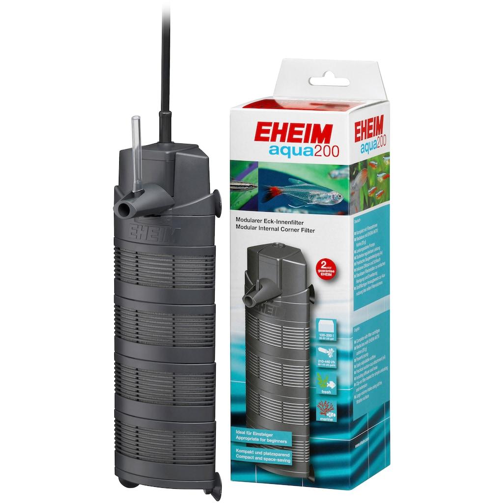 EHEIM Aquariumfilter »aqua200«, 440 l/h, 100-200 l Aquariengröße