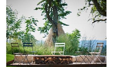 jankurtz Klappstuhl »fiam spring«, klappbarer Gartenstuhl im 2er-Set kaufen