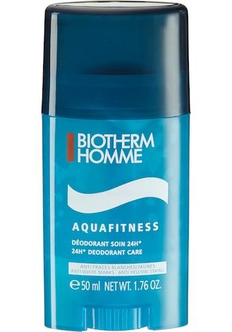 BIOTHERM Deo-Stift »Aquafitness« kaufen
