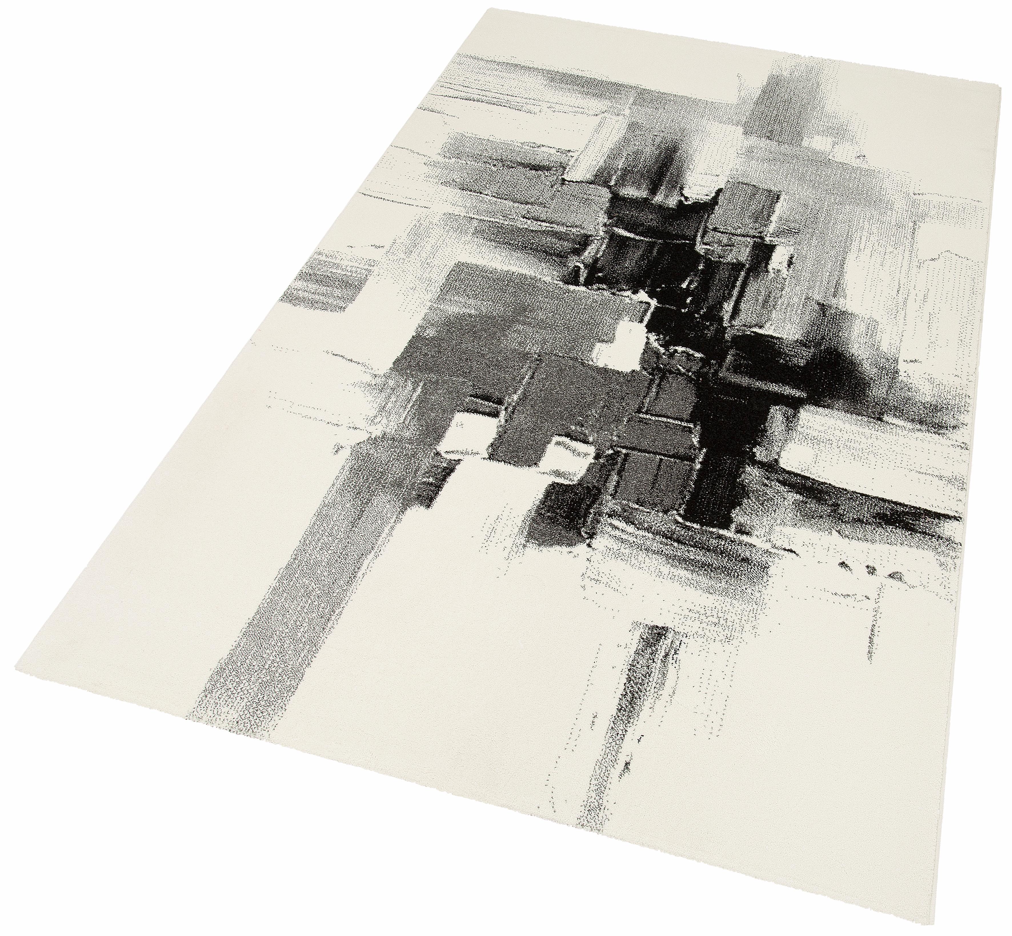 Teppich BELIS MULTI merinos rechteckig Höhe 13 mm maschinell gewebt