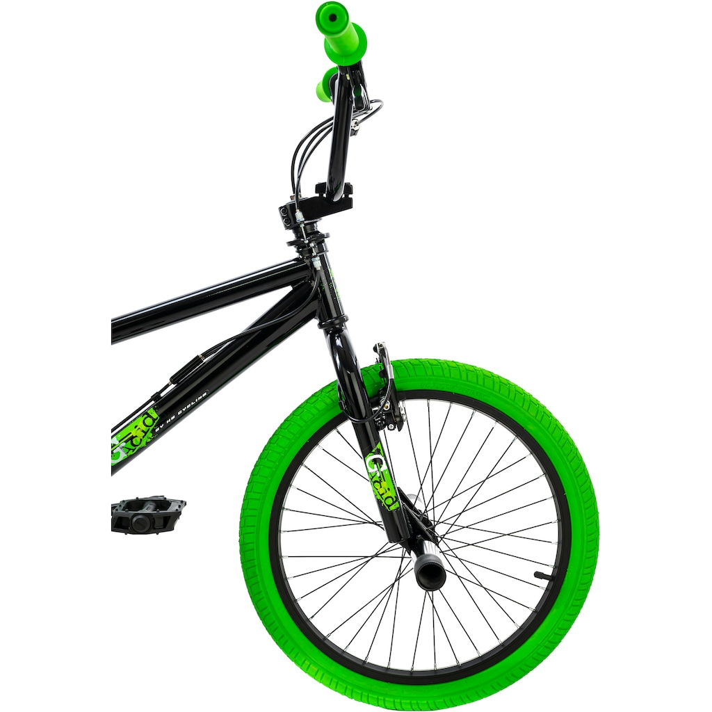 KS Cycling BMX-Rad »G-Acid«