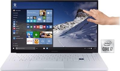 Samsung NP950X Galaxy Book Ion 15'' Notebook (39,62 cm / 15,6 Zoll, Intel,Core i7,  -  GB HDD, 512 GB SSD) kaufen