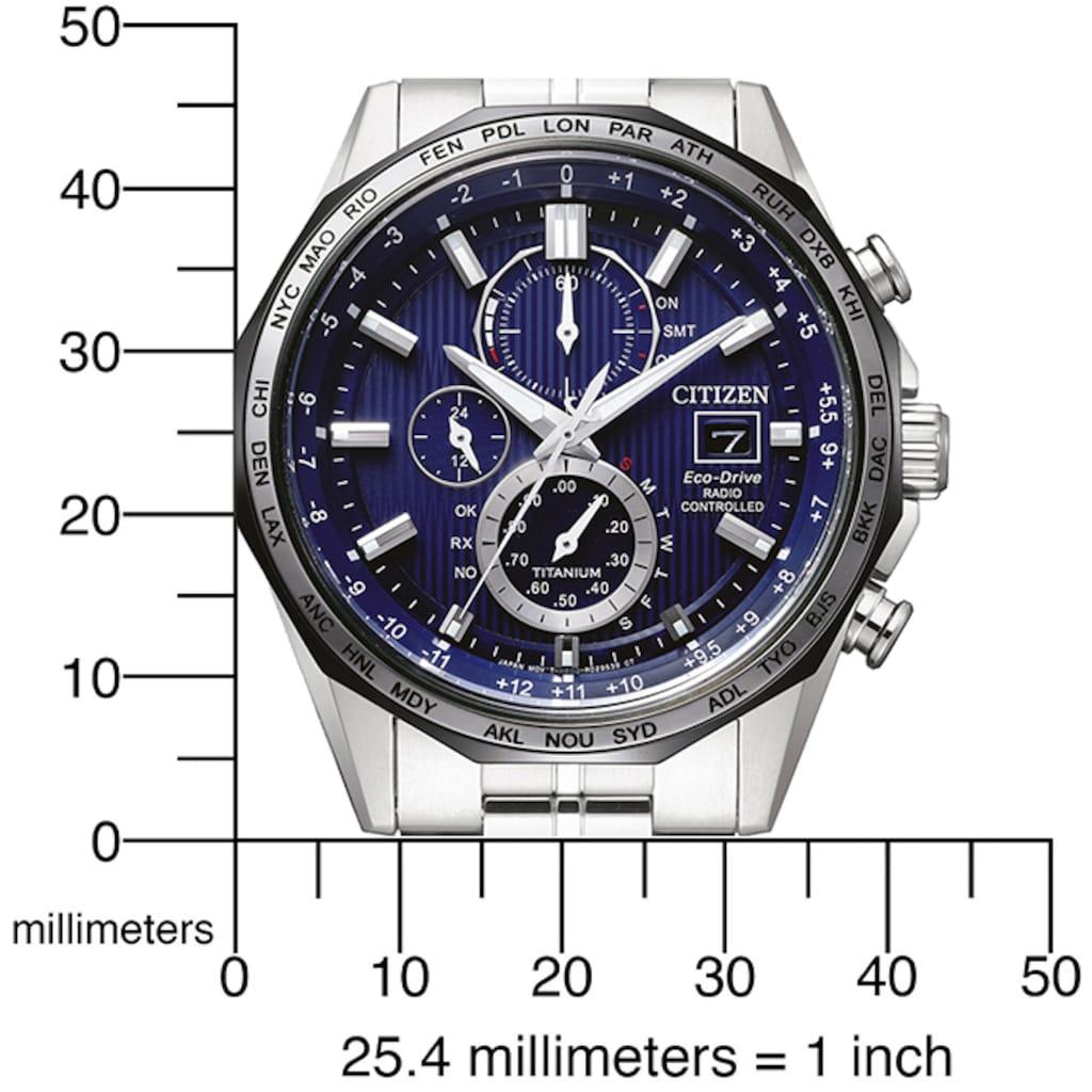 Citizen Funkchronograph »AT8218-81L«
