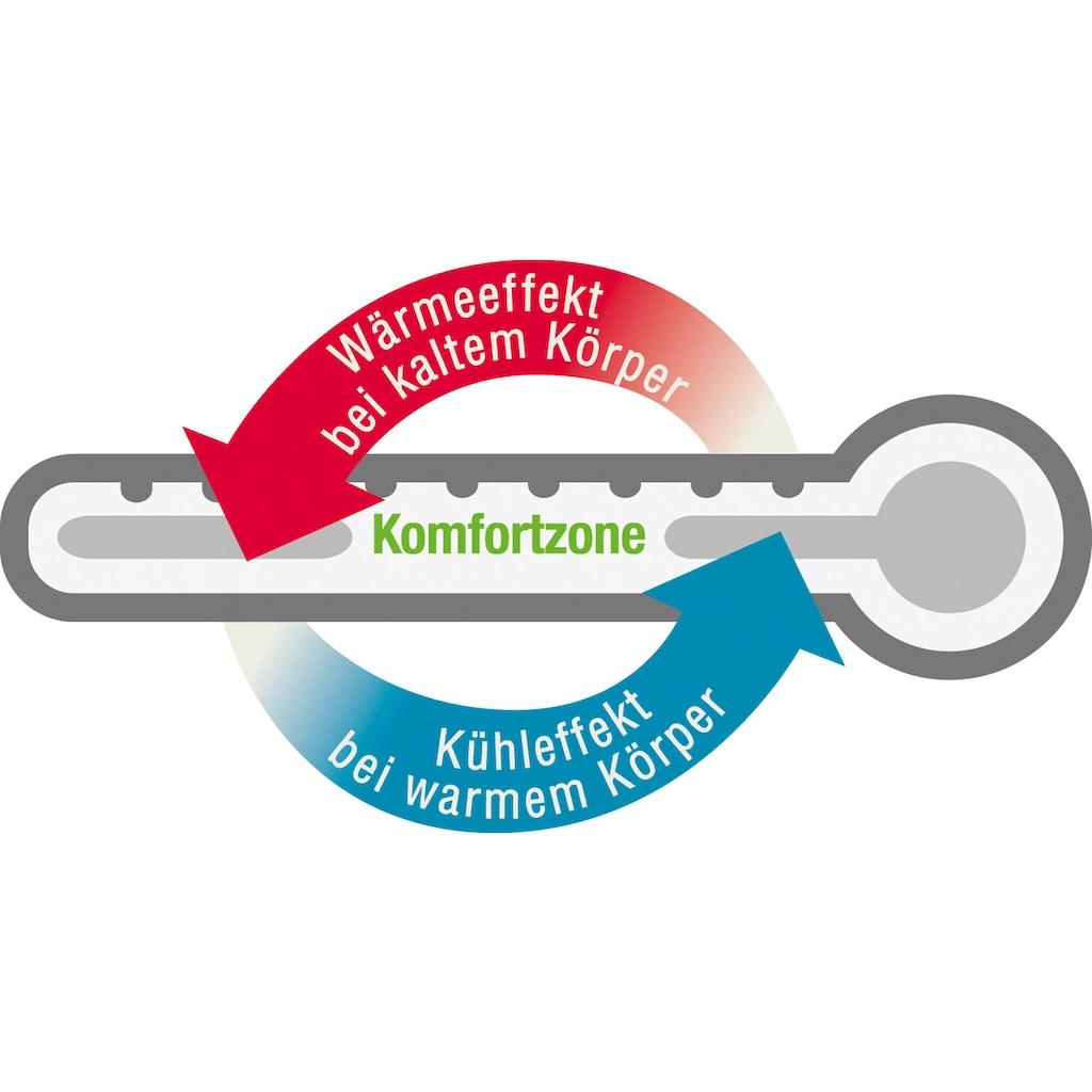 Frankenstolz Synthetikkopfkissen »frankenstolz Klima«, (1 St.)