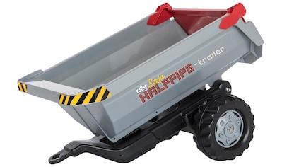 Rolly Toys Kinderfahrzeug-Anhänger »Halfpipe Single«, für Trettraktoren kaufen