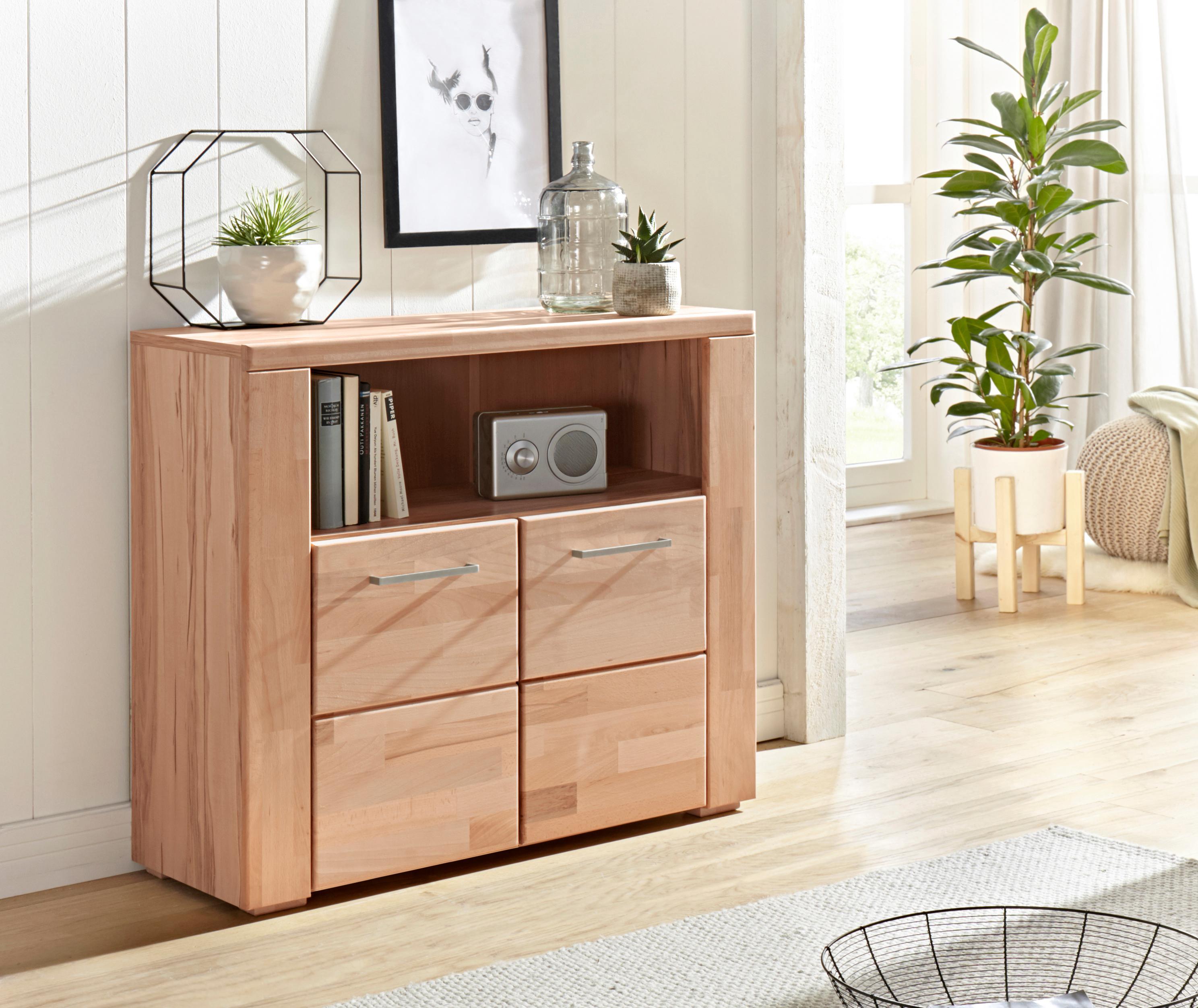kommode celle breite 90 cm kaufen baur. Black Bedroom Furniture Sets. Home Design Ideas