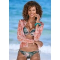 LASCANA Push-Up-Bikini-Top »Reese«, mit Palmendruck