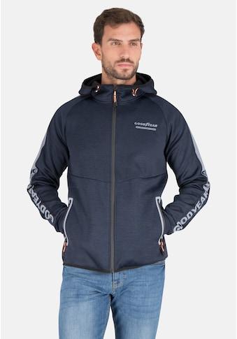 Goodyear Softshelljacke »Cordova«, im sportlichen Look kaufen