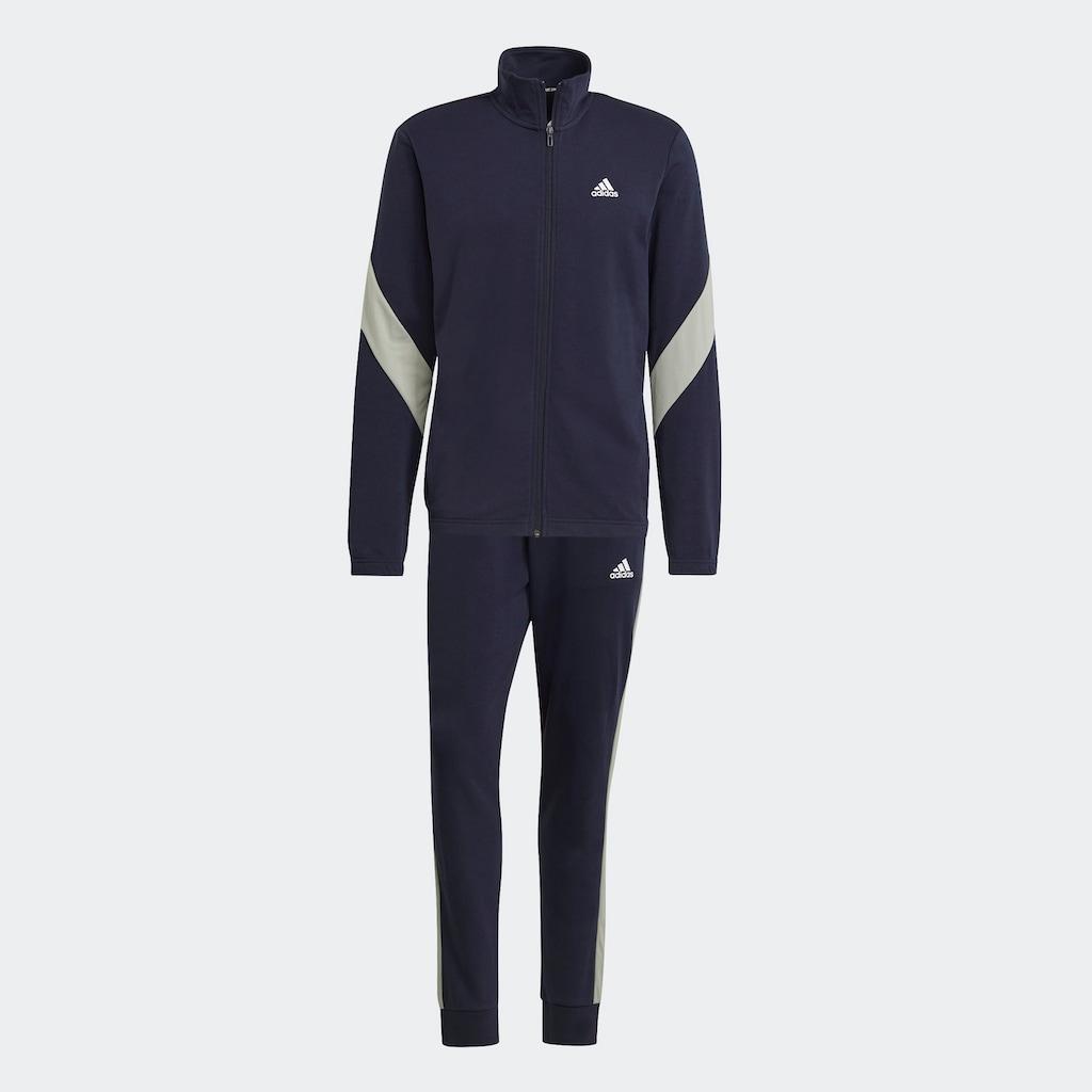 adidas Performance Trainingsanzug »ADIDAS SPORTSWEAR COTTON«