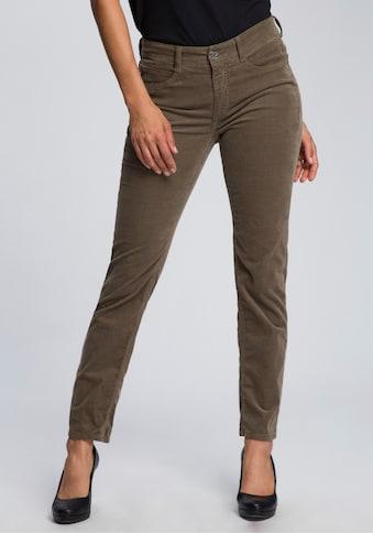 MAC Stretch - Jeans »Angela Cord« kaufen