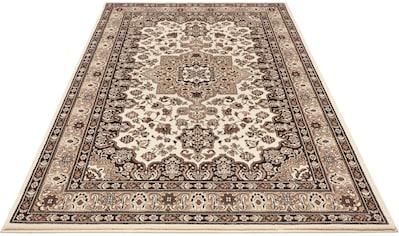 NOURISTAN Teppich »Parun Täbriz«, rechteckig, 9 mm Höhe, Kurzflor, Orient-Optik, Wohnzimmer kaufen