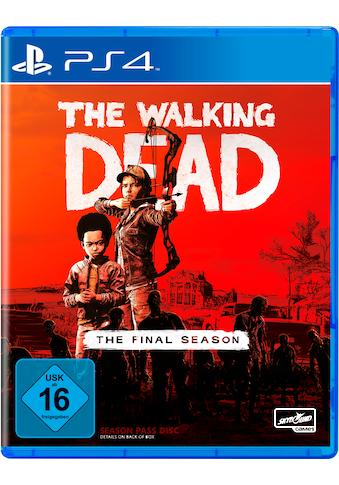 Skybound Games Spiel »The Walking Dead«, PlayStation 4 kaufen