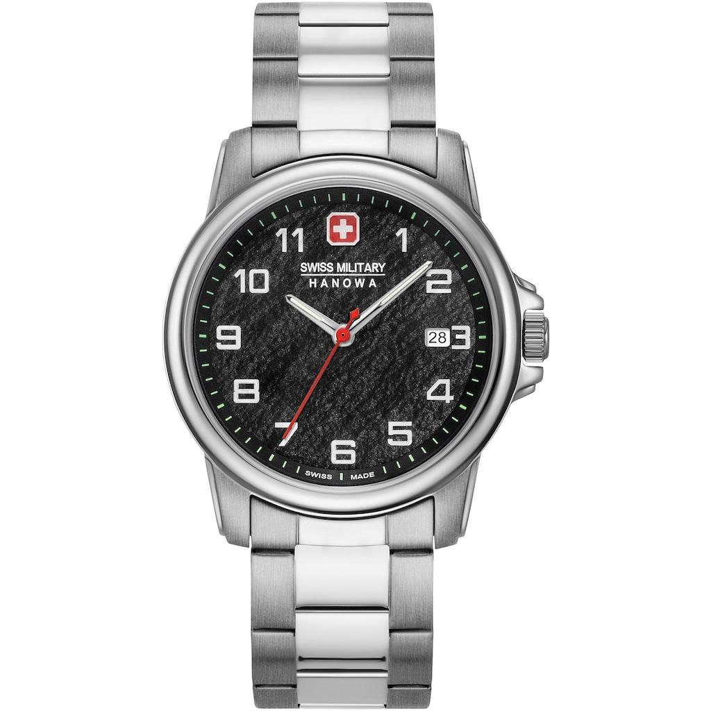 Swiss Military Hanowa Schweizer Uhr »SWISS ROCK, 06-5231.7.04.007.10«