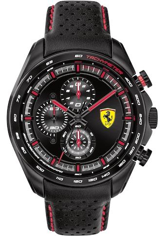 Scuderia Ferrari Chronograph »SPEEDRACER, 830647« kaufen
