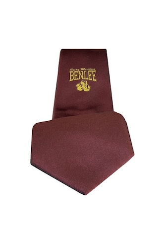 Benlee Rocky Marciano Krawatte mit schickem Marken - Logo »Tie« kaufen
