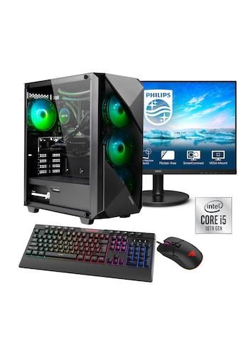 """Hyrican Gaming-PC-Komplettsystem »Striker SET02115«, Wasserkühlung, inklusive 27""""... kaufen"""