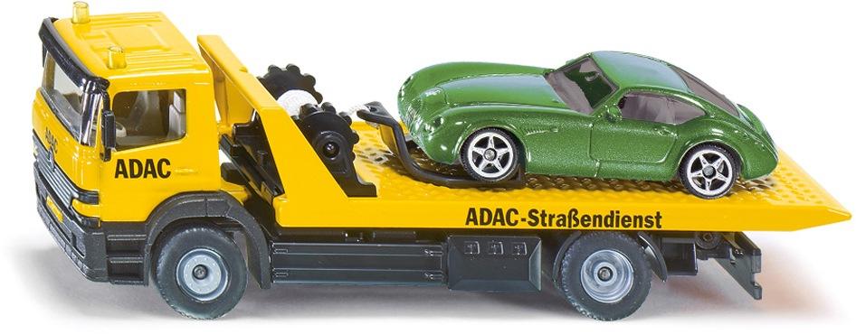 Siku Spielzeug-Abschlepper SIKU Super, ADAC gelb Kinder Ab 3-5 Jahren Altersempfehlung Spielzeugfahrzeuge