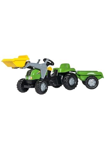 Rolly Toys Tretfahrzeug, Traktor mit Trailer und Lader kaufen