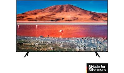 Samsung GU43TU7079 LED - Fernseher (108 cm / (43 Zoll), 4K Ultra HD, Smart - TV kaufen