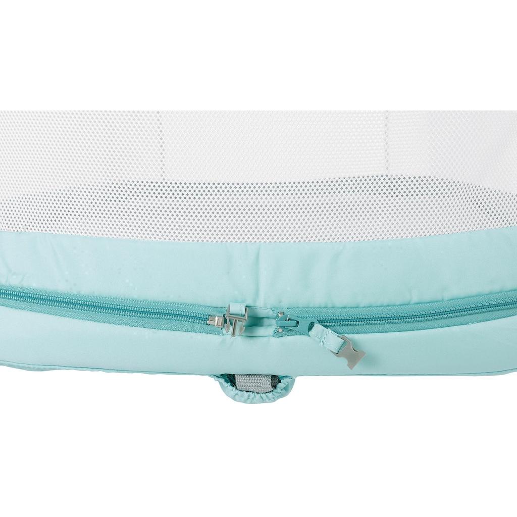 Chicco Baby-Reisebett »Zip&Go, Glacial«, inkl. Transporttasche