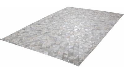 Fellteppich, »Audra 400«, calo - deluxe, rechteckig, Höhe 8 mm, handgewebt kaufen
