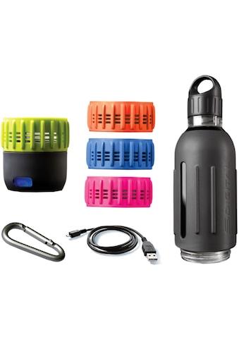 SDIGITAL Trinkflasche »Spritz - Workout Kit«, mit 360° Sound kaufen