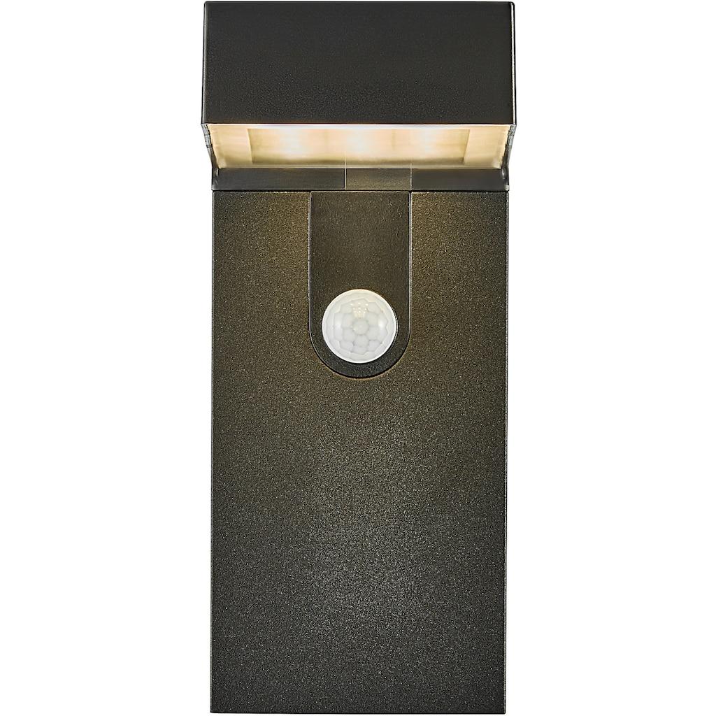 Nordlux LED Außen-Wandleuchte »ALYA«, LED-Modul, 5 Jahre Garantie auf die LED/ Solar Modul