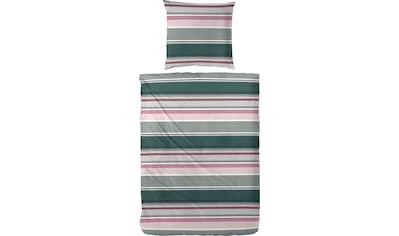 Primera Bettwäsche »Late Summer Stripe«, mit modernen Streifen in frischen Farben kaufen