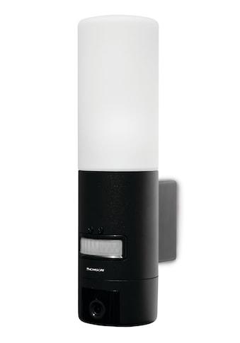 Thomson Smart Home Kamera »OUTDOOR, WLAN IP-Kamera 720 P«, Außenbereich, Außenkamera mit Bewegungsmelder und Lampe kaufen