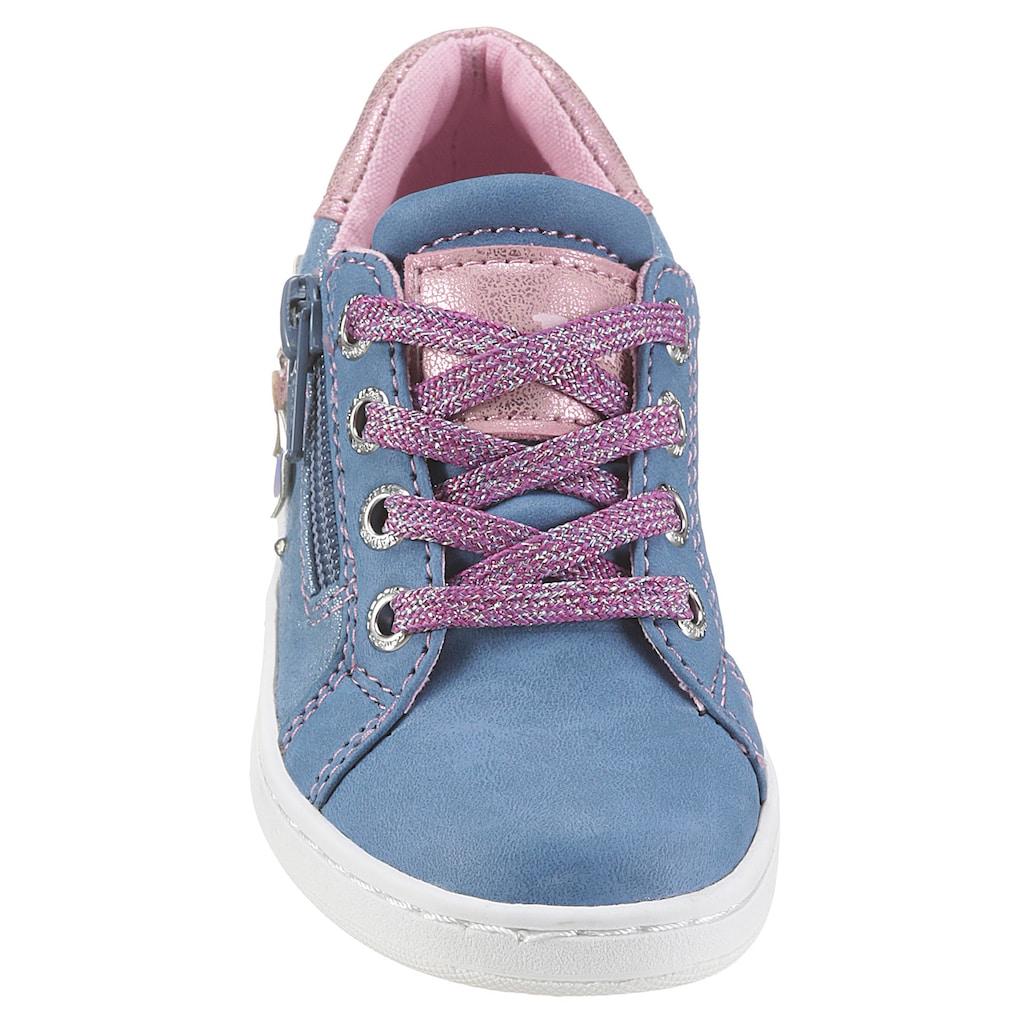 TOM TAILOR Sneaker, mit Glitzerdetails