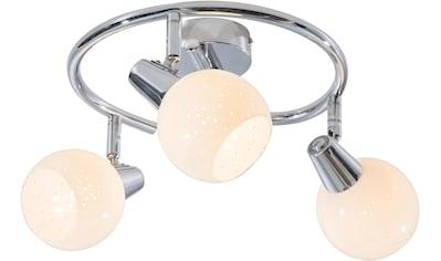 Nino Leuchten LED Deckenstrahler »DOXY«, E14, Warmweiß, LED Deckenleuchte, LED Deckenlampe kaufen