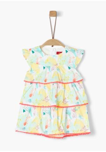 s.Oliver Baumwollkleid_für Babys kaufen
