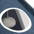 Catit Tierbett »CA Vesper Rakete«, Katzenhoehle, BxLxH: 49x49x90 cm