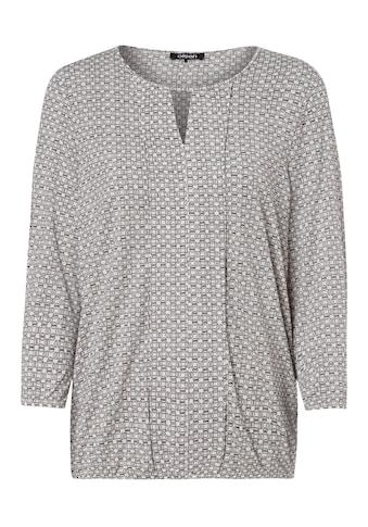 Olsen 3/4-Arm-Shirt, mit Zierborte kaufen