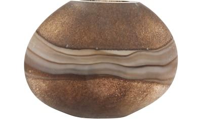 GILDE GLAS art Dekovase, mundgeblasen kaufen
