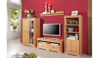Home affaire Wohnwand »Pöhl« (Set, 4 - tlg) kaufen