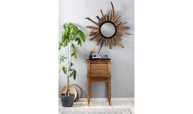 SIT Sekretär »Seadrift«, recyceltes Teak-Altholz, Breite 55 cm, Shabby Chic, Vintage kaufen