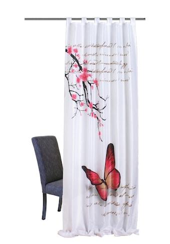 Vorhang, »Cordova«, HOME WOHNIDEEN, Schlaufen 1 Stück kaufen