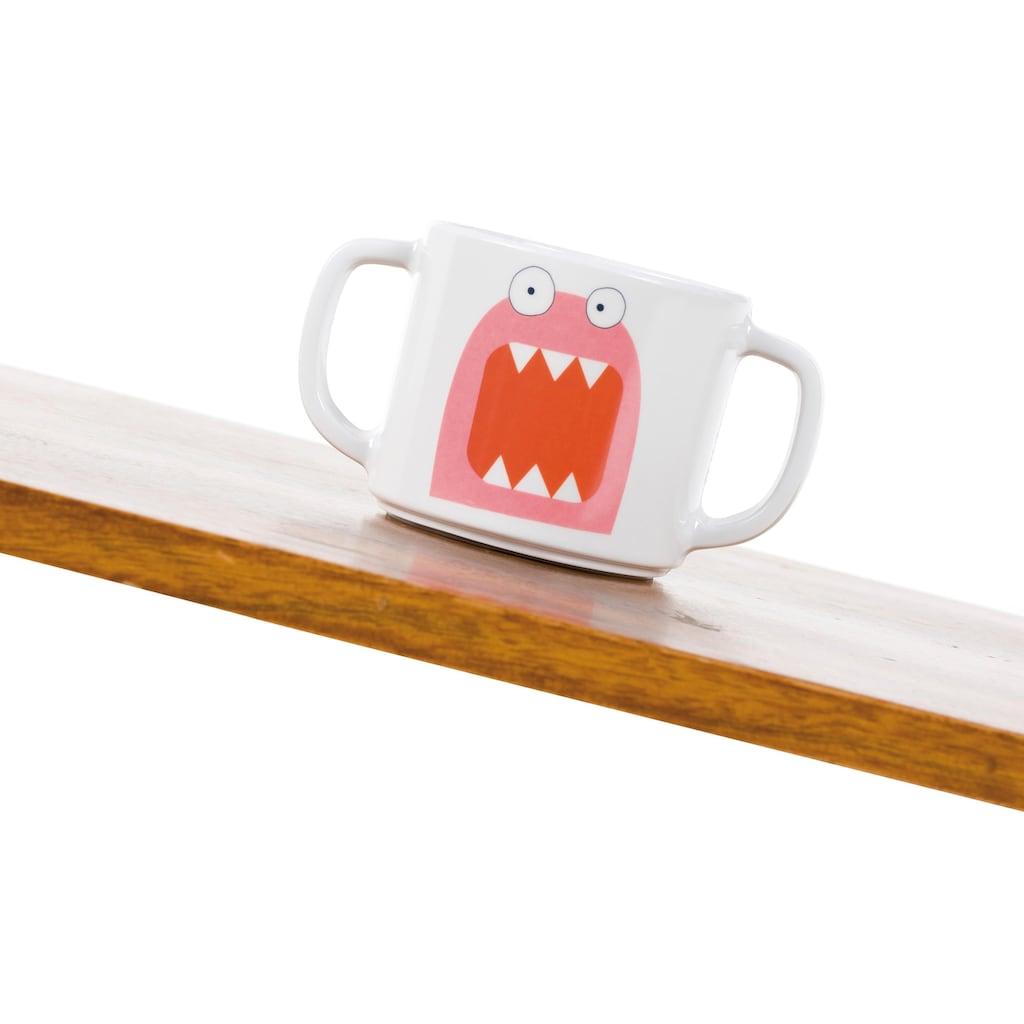 Lässig Kindergeschirr-Set »4Kids Little Monsters Mad Mabel«, (4 tlg.)