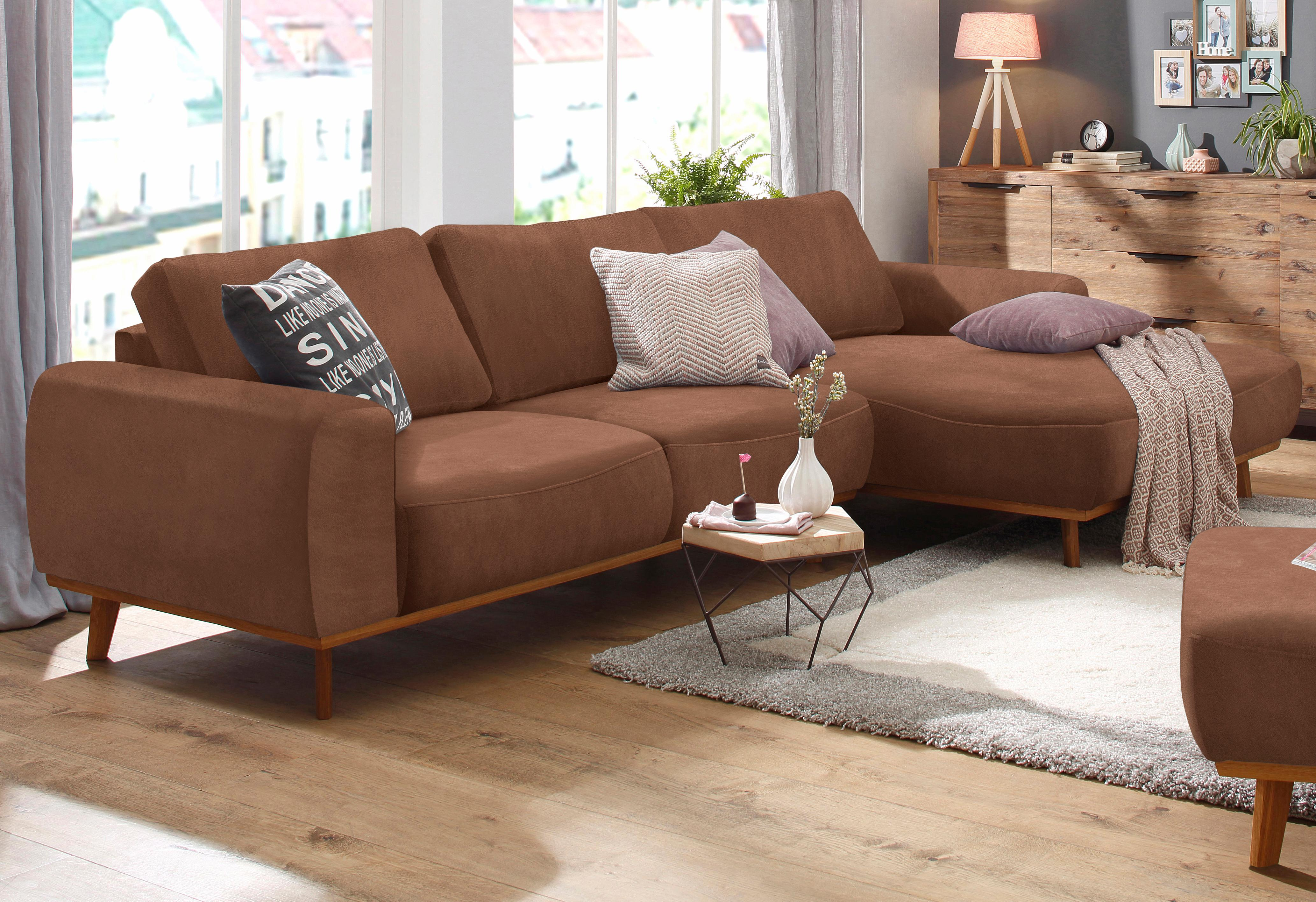 Home affaire Ecksofa Gabrielle