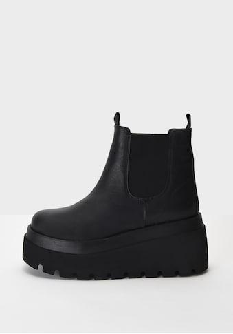 INUOVO Stiefelette »Leder/Textil« kaufen