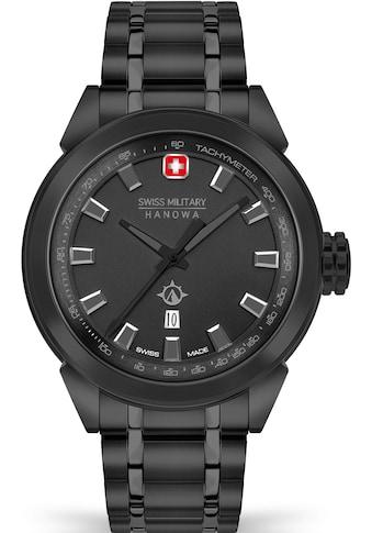 Swiss Military Hanowa Schweizer Uhr »PLATOON NIGHT VISION, SMWGH2100171« kaufen