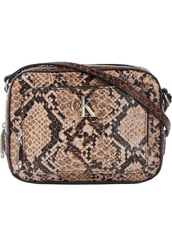 Calvin Klein Jeans Mini Bag »CAMERA BAG W/PCKT PYTHON« kaufen