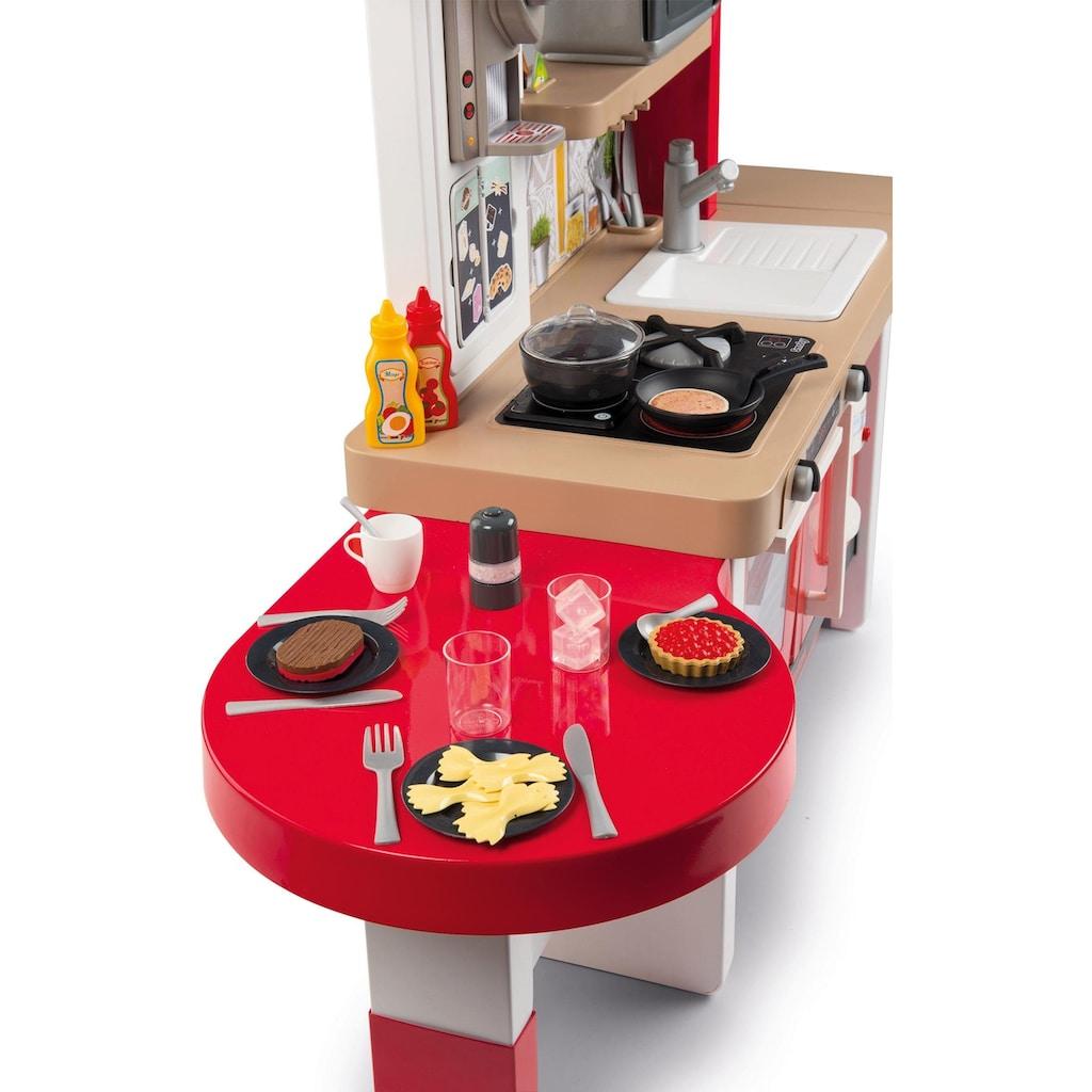 Smoby Spielküche »Tefal Evo Gourmet Küche«, (44 St.), Made in Europe