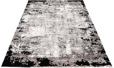 Obsession Teppich »My Opal 912«, rechteckig, 10 mm Höhe, 3D-Effekt, modern, Wohnzimmer kaufen