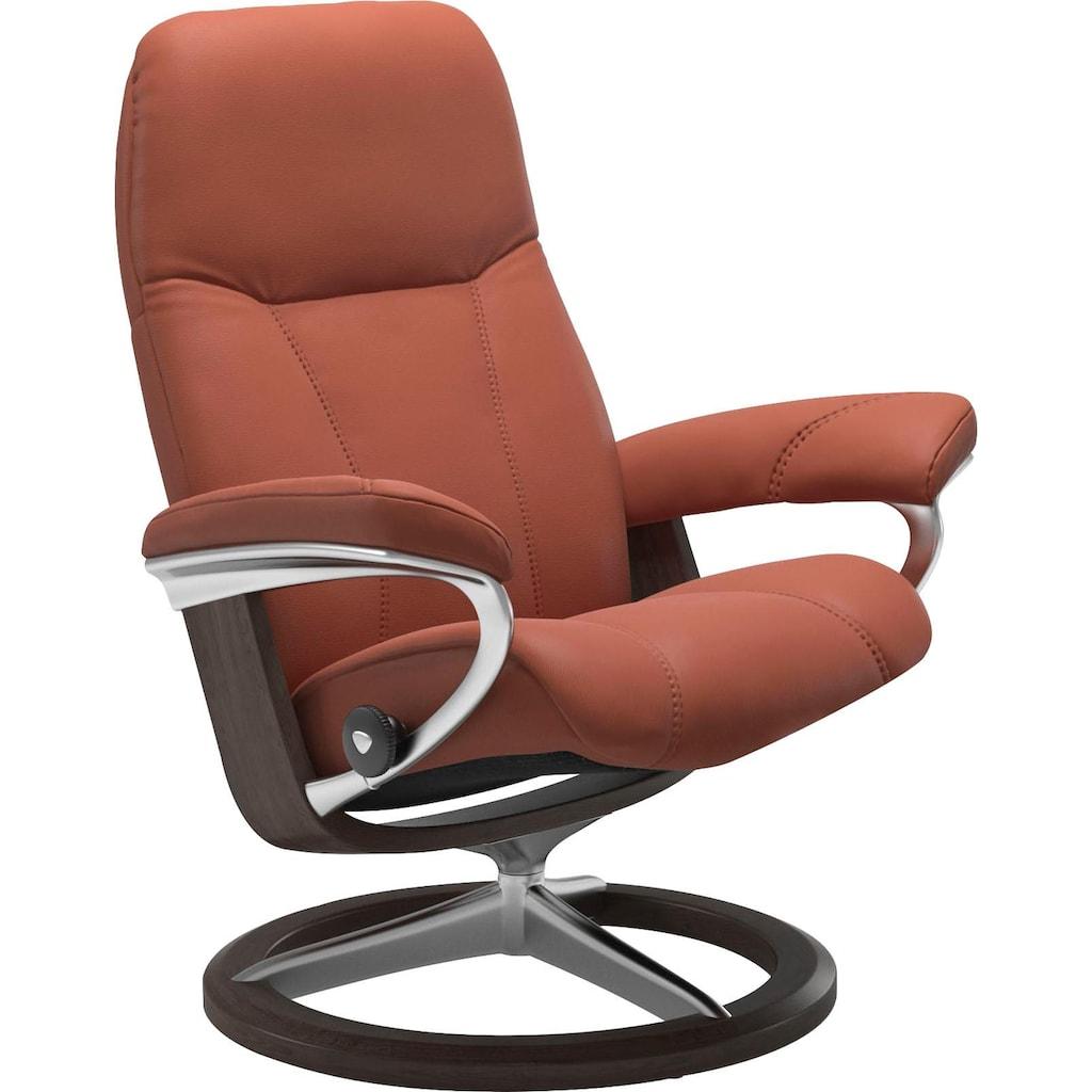 Stressless® Relaxsessel »Consul«, mit Signature Base, Größe M, Gestell Wenge
