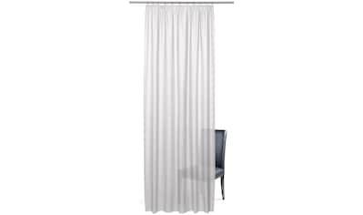 Vorhang, »Anna«, Gardisette, Kräuselband 1 Stück kaufen