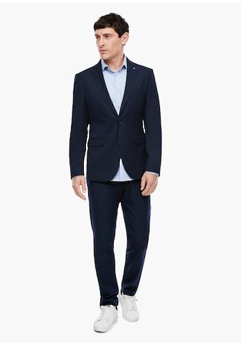 s.Oliver BLACK LABEL Anzug kaufen